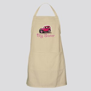 Big Sister Retro Car Apron