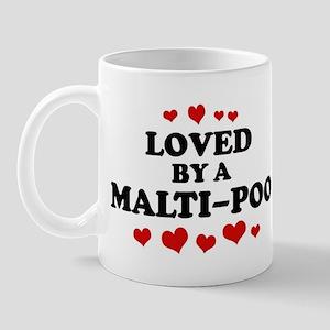 Loved: Malti-Poo Mug