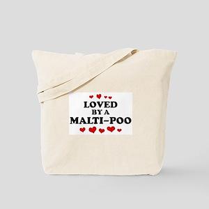 Loved: Malti-Poo Tote Bag