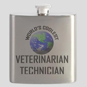 VETERINARIAN-TECHNIC121 Flask