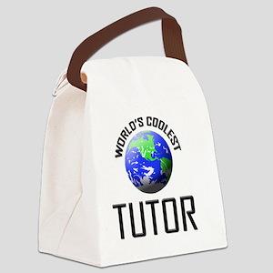 TUTOR68 Canvas Lunch Bag