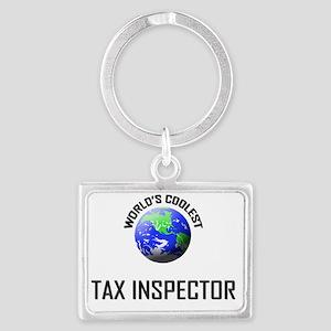 TAX-INSPECTOR51 Landscape Keychain