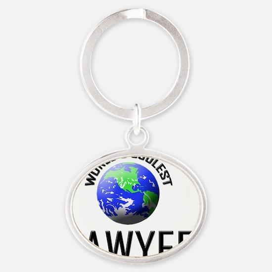 SAWYER19 Oval Keychain