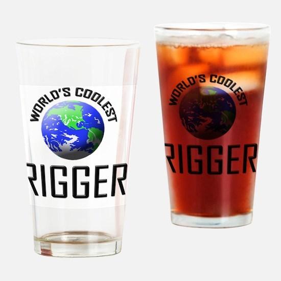 RIGGER44 Drinking Glass