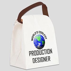 PRODUCTION-DESIGNER24 Canvas Lunch Bag