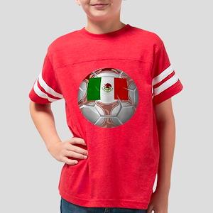 mexico Youth Football Shirt