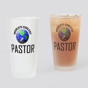 PASTOR42 Drinking Glass