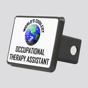 OCCUPATIONAL-THERAPY55 Rectangular Hitch Cover