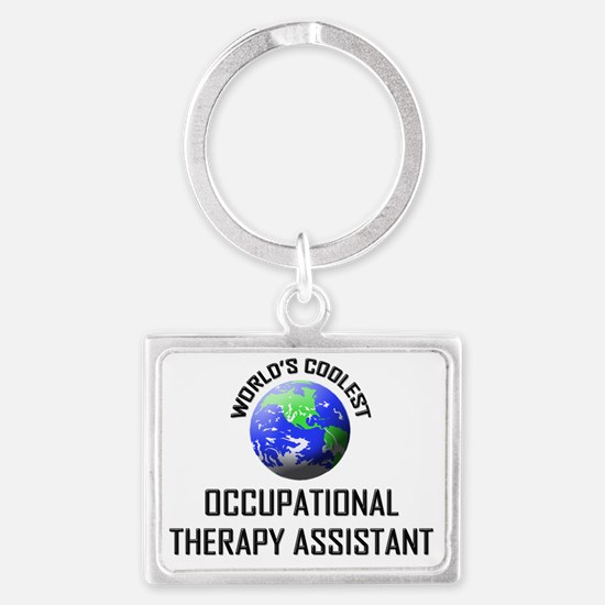 OCCUPATIONAL-THERAPY55 Landscape Keychain