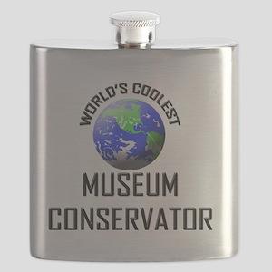 MUSEUM-CONSERVATOR12 Flask