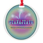 Guanajuato Round Ornament