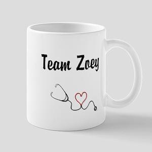 Team Zoey Mug