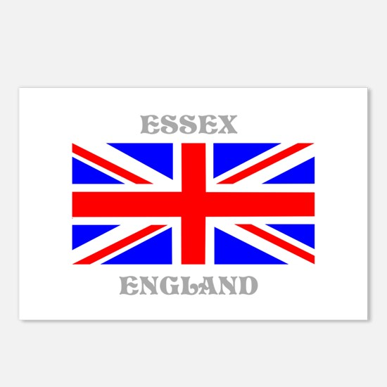 Essex England Postcards (Package of 8)