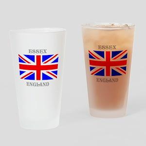 Essex England Drinking Glass