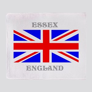 Essex England Throw Blanket