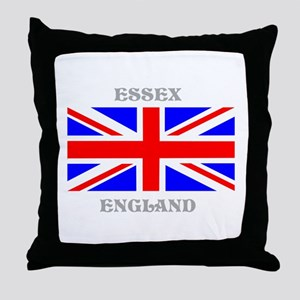 Essex England Throw Pillow