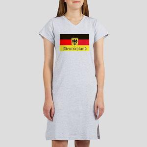 Deutschland Women's Nightshirt