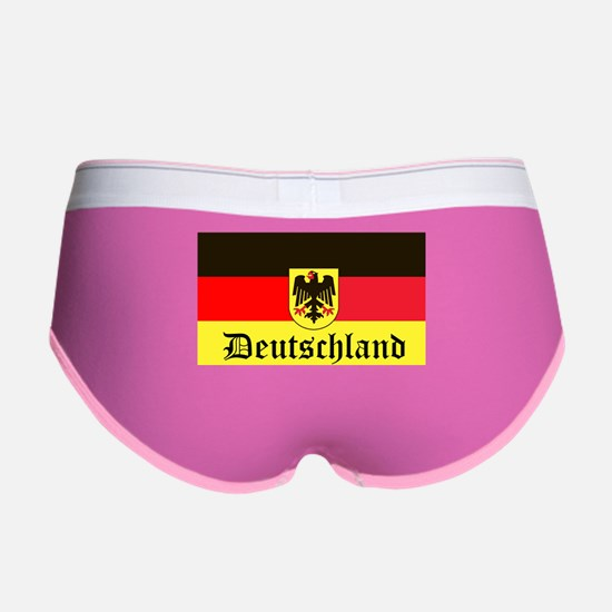 Deutschland Women's Boy Brief