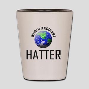 HATTER77 Shot Glass