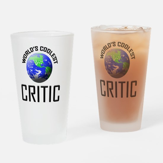 CRITIC93 Drinking Glass