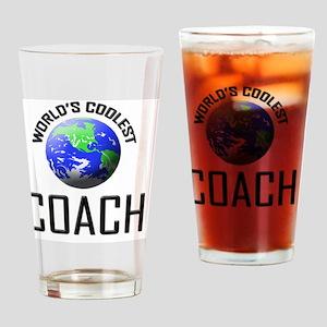COACH54 Drinking Glass