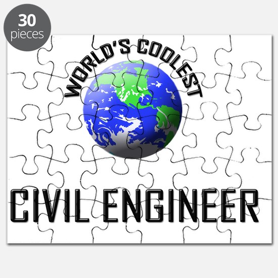 CIVIL-ENGINEER143 Puzzle