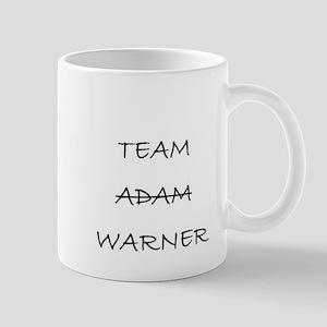 Team Adam Warner Mug