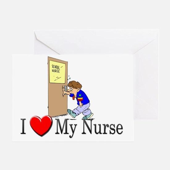 nurses329 Greeting Card