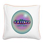Jalisco Square Canvas Pillow
