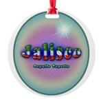 Jalisco Round Ornament