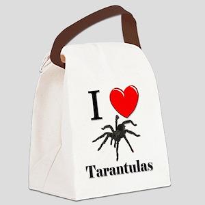 Tarantulas51382 Canvas Lunch Bag