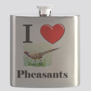 Pheasants10291 Flask