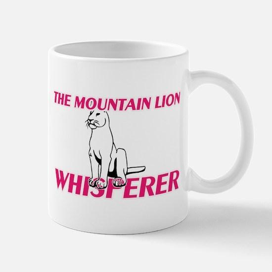 The Mountain Lion Whisperer Mugs
