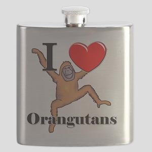 Orangutans43274 Flask