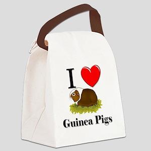 Guinea-Pigs135181 Canvas Lunch Bag