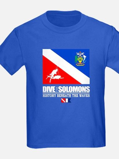 Dive the Solomons T-Shirt