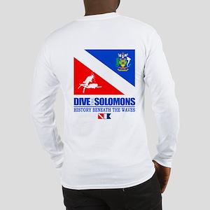 Dive the Solomons Long Sleeve T-Shirt