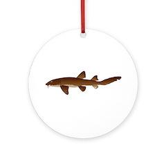 Nurse Shark Ornament (Round)