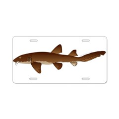Nurse Shark Aluminum License Plate