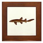 Nurse Shark Framed Tile