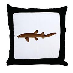 Nurse Shark Throw Pillow