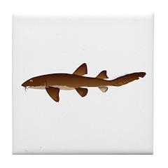 Nurse Shark Tile Coaster
