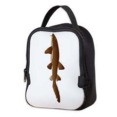 Nurse Shark Neoprene Lunch Bag