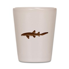 Nurse Shark c Shot Glass