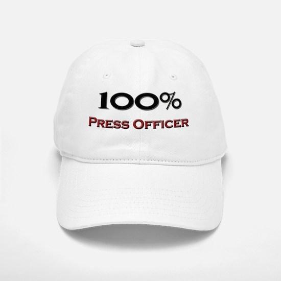 Press-Officer97 Baseball Baseball Cap