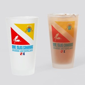 Dive Islas Canarias Drinking Glass