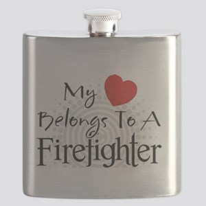 My heart belongs Flask