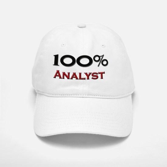 Analyst118 Baseball Baseball Cap