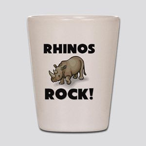 RHINOS10596 Shot Glass