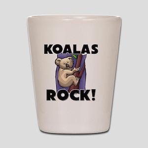 KOALAS95208 Shot Glass